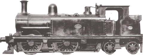 LCDR C Class 1884